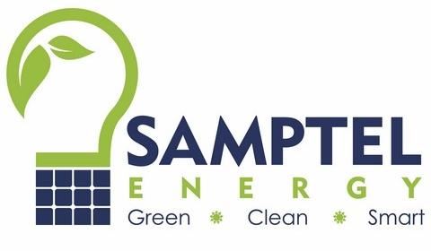 Samptel Energy Logo