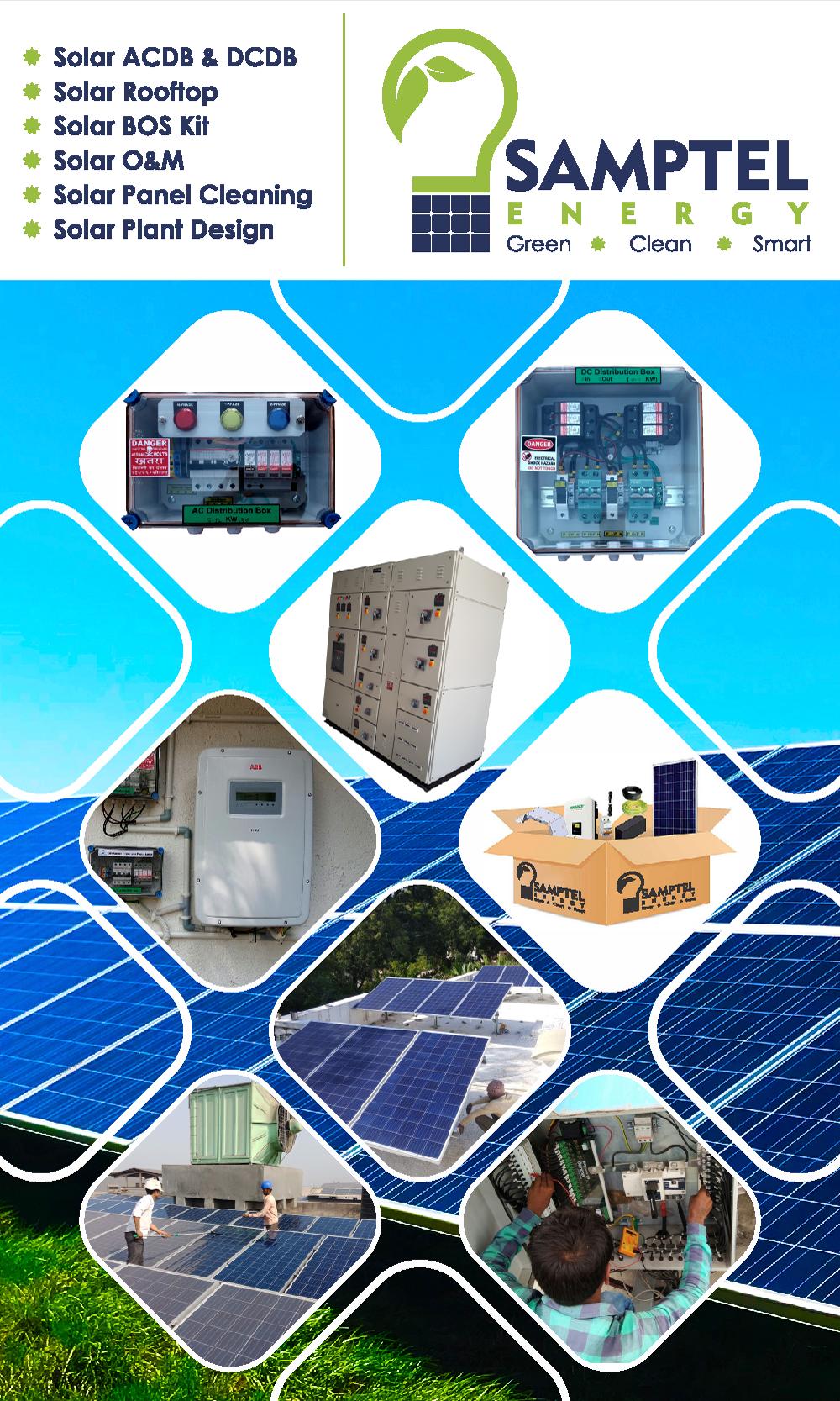Solar BOS (Balance of System) Kit