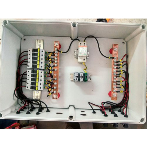 Solar DCDB (Distribution Box) 2 - Samptel Energy