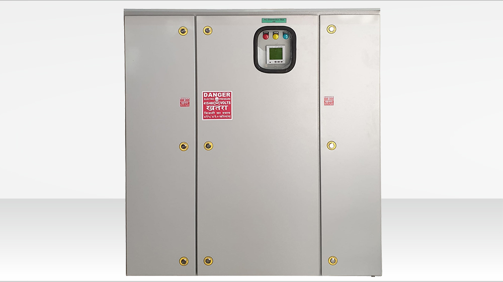 Solar ACDB 10 - Samptel Energy