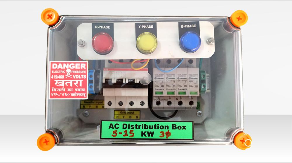 Solar ACDB 4 - Samptel Energy