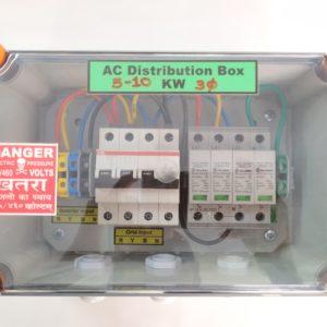 Solar ACDB 5-15 kW Without RYB - Samptel Energy