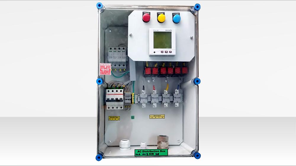 Solar ACDB 7 - Samptel Energy