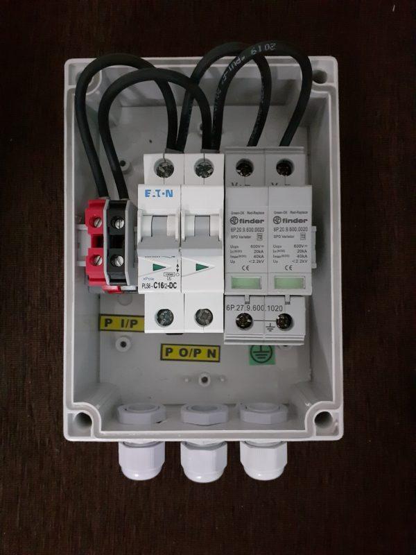 Solar DCDB 1 in 1 out - 1-4 kW - Samptel Energy