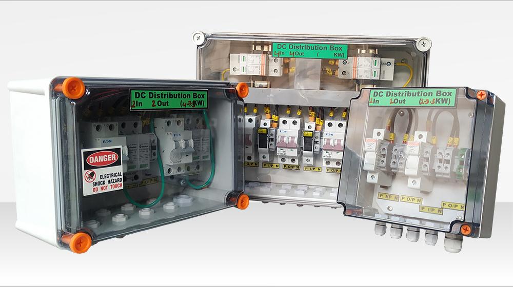 Solar DCDB - Samptel Energy