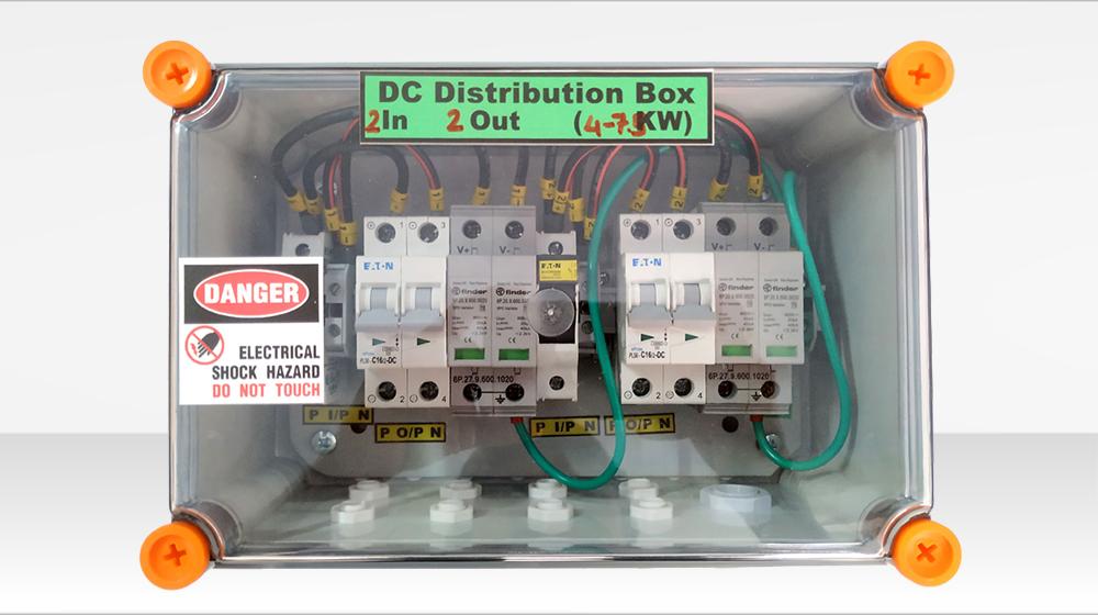Solar DCDB 10 - Samptel Energy