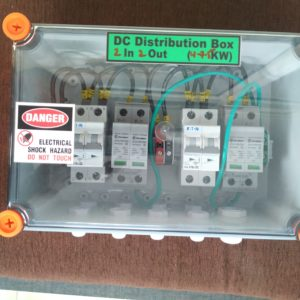 Solar DCDB 2 in 2 out - 4-8 kW - Samptel Energy