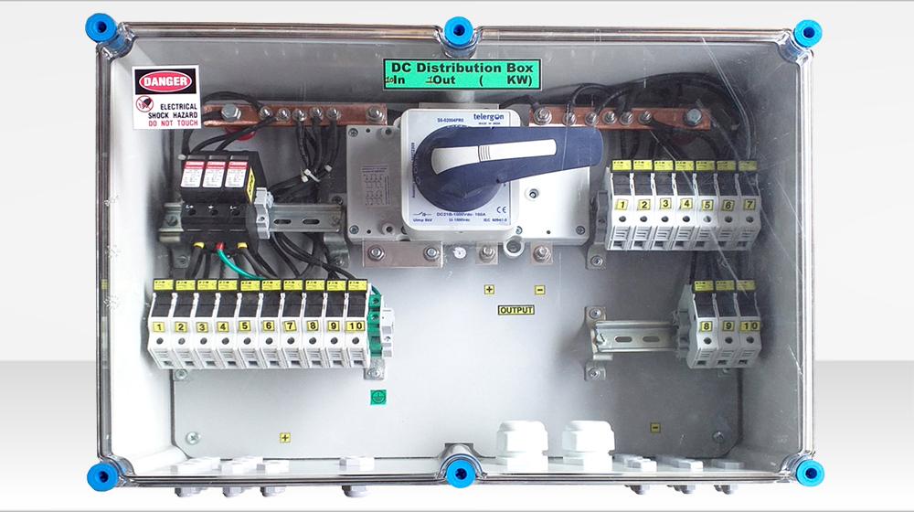 Solar DCDB 7 - Samptel Energy