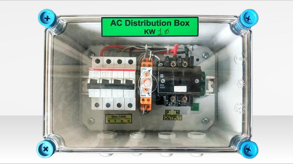 Sola NVR (Solar No Volt Relay) 2 - Samptel Energy