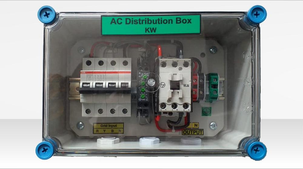 Sola NVR (Solar No Volt Relay) 3 - Samptel Energy