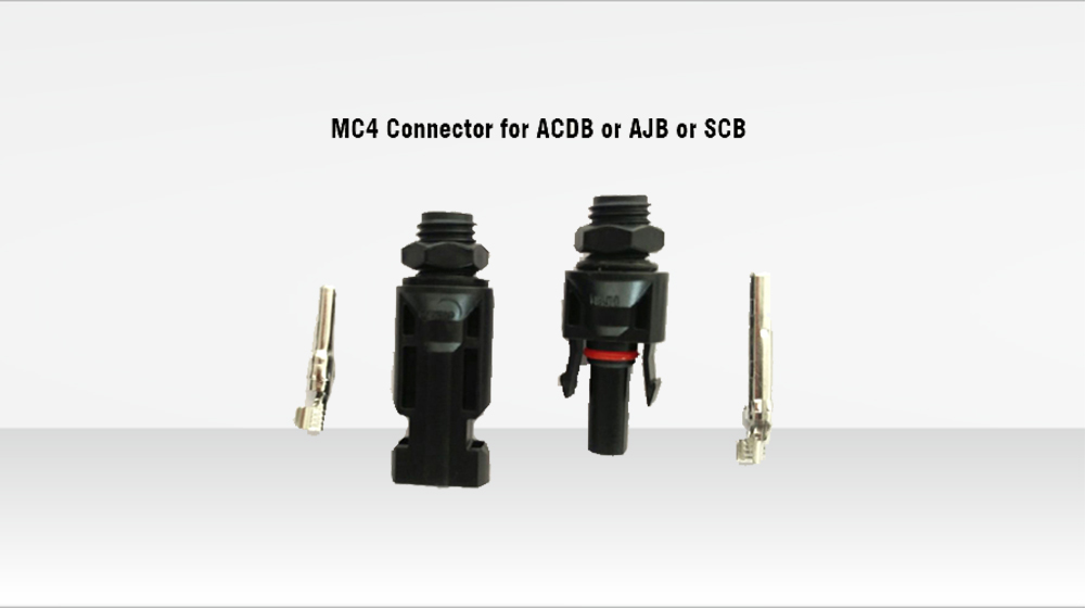 Solar MC4 Connectors - Samptel Energy