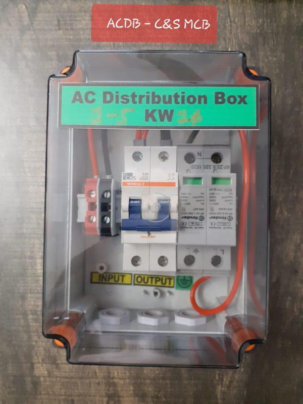 Solar ACDB C&S ACDB - Samptel Energy