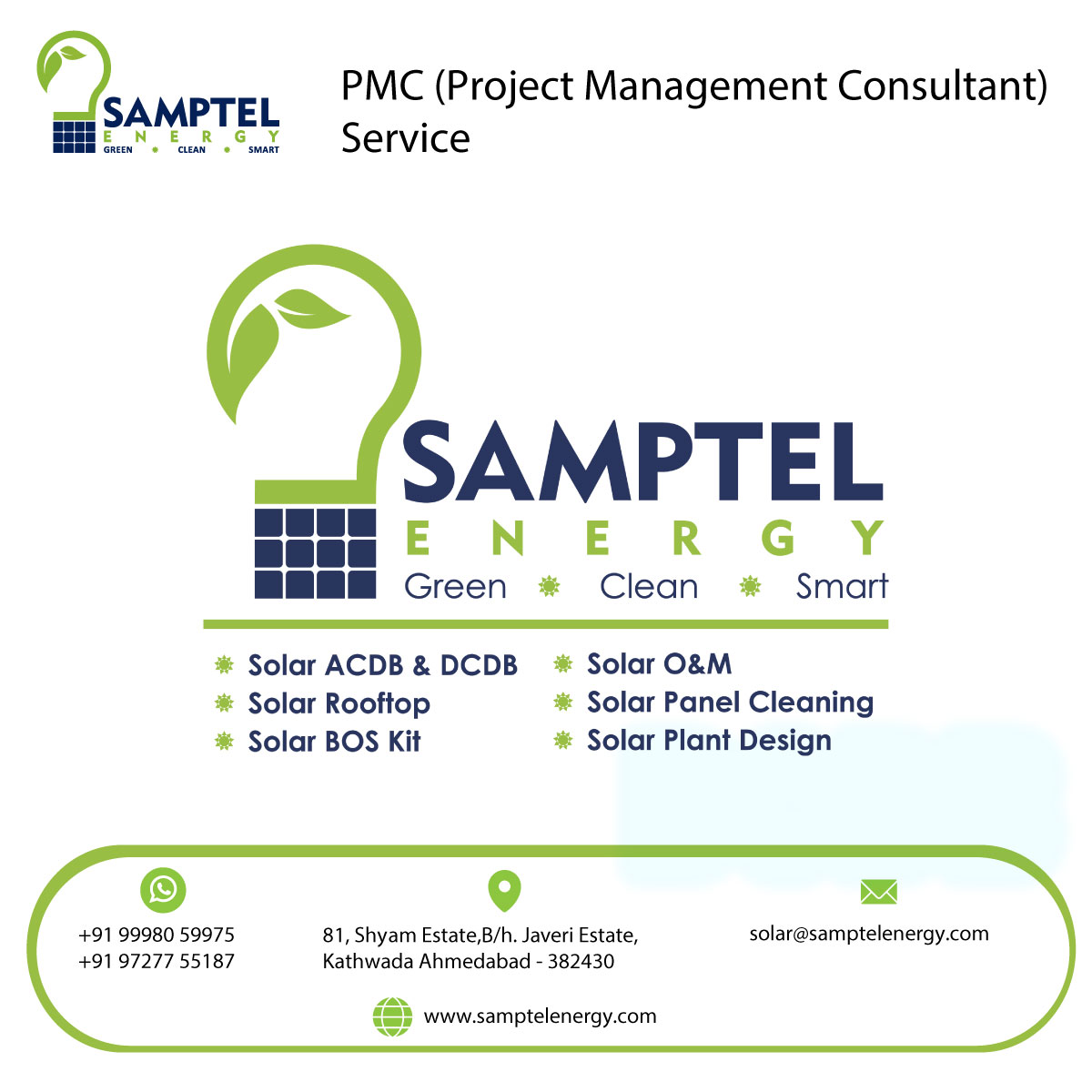 PMC (Project Management Consultant) Service